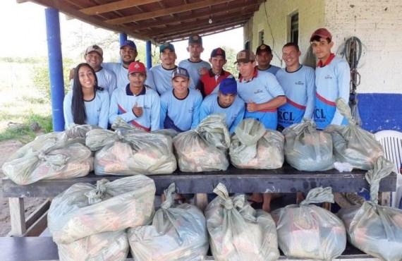 Vaquejada Solidária já contempla 734 famílias em 12 estados