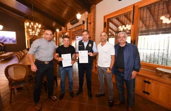 ABVAQ e ABQM dão o primeiro passo ao lado do Ministério da Cultura rumo à criação do Campeonato Nacional de Vaquejada