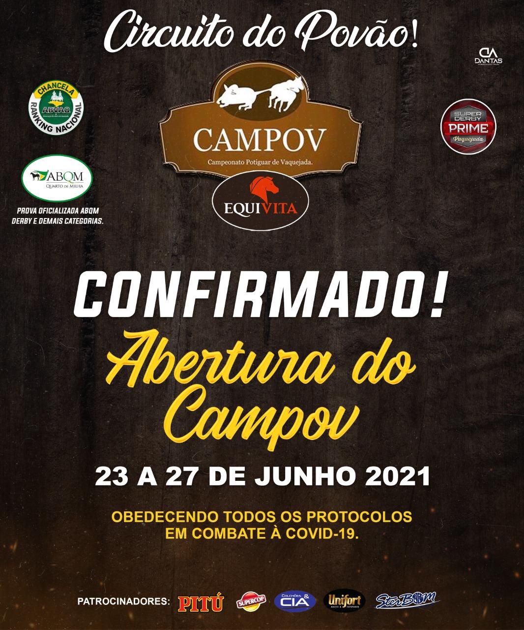 Circuito do Povão • CAMPOV