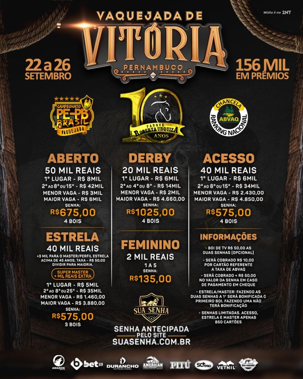 Vaquejada de Vitória