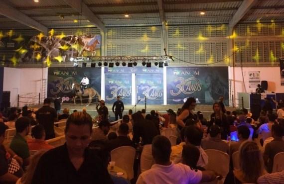 ANQM homenageia seus ex-presidentes na festa de 30 anos da Associação