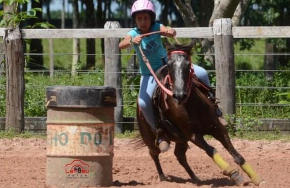 1º Prova de Três Tambores do Haras São José movimenta o esporte no Pará