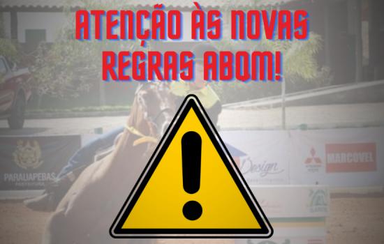 Associado ABQM inadimplente será impedido de pontuar pelo Campeonato da ATBPA