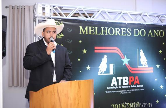Renato Cuiabá o locutor oficial da ATBPA